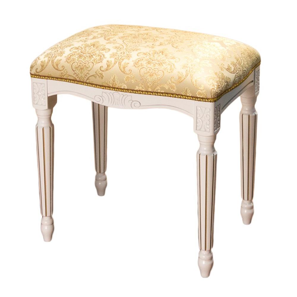Банкетка деревянная с мягким сиденьем (арт. М2089)