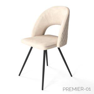 Бежевый стул для кухни М3408