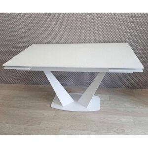 Большой обеденный стол белый М4533