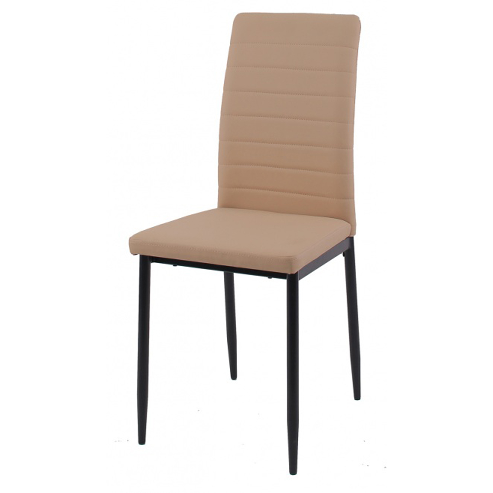 Бюджетный стул на кухню цвет капучино (арт. М3585)