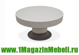 Необычный эксклюзивный чудо стол, радиальный (арт. М4106)