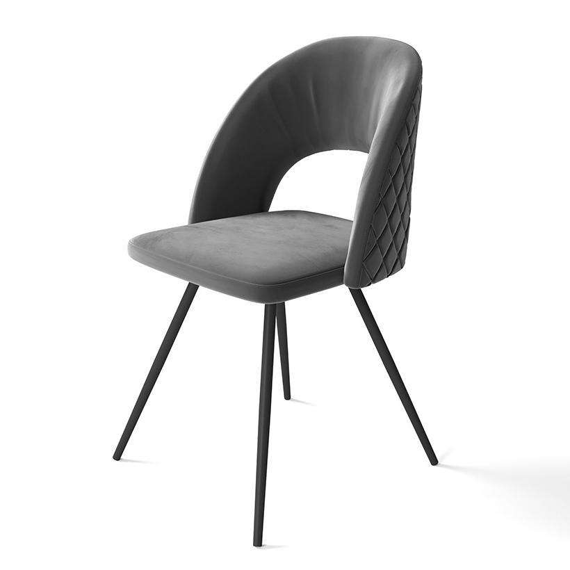 Компактный мягкий стул для кухни (арт. М3412)