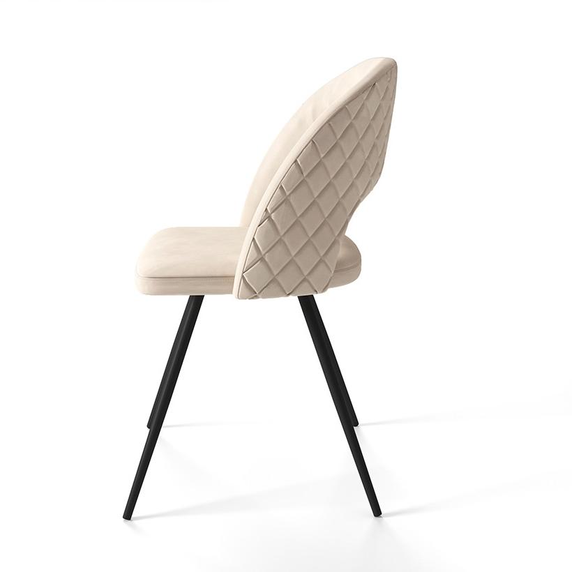 Интерьерный стул Клэр, цвет бежевый (арт. М3408)