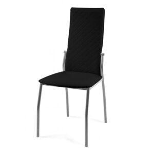 Комфортный черный стул для кухни М3559