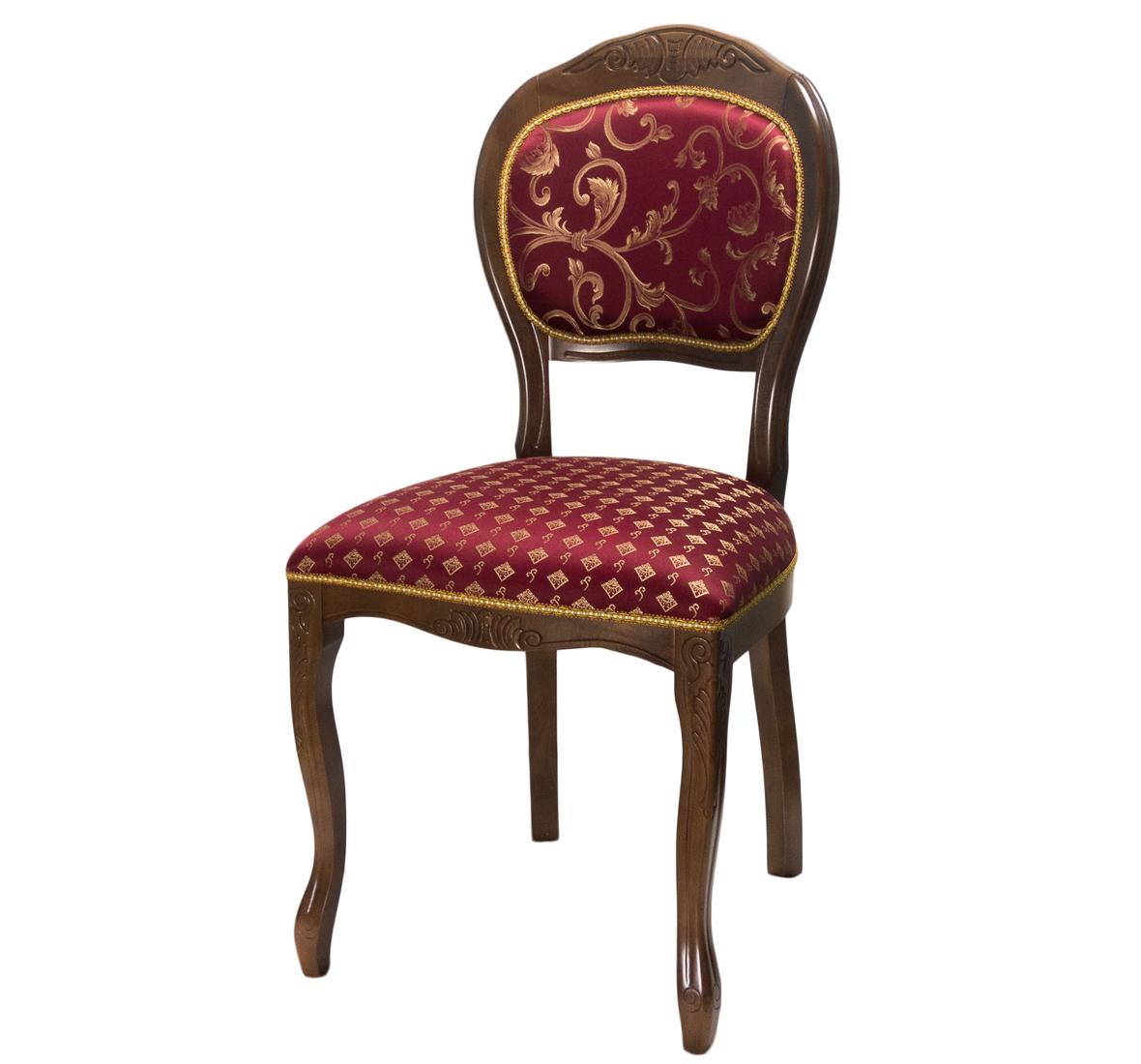 Бежевый стул из дерева, слоновая кость из бука для гостиной (арт. М3294)