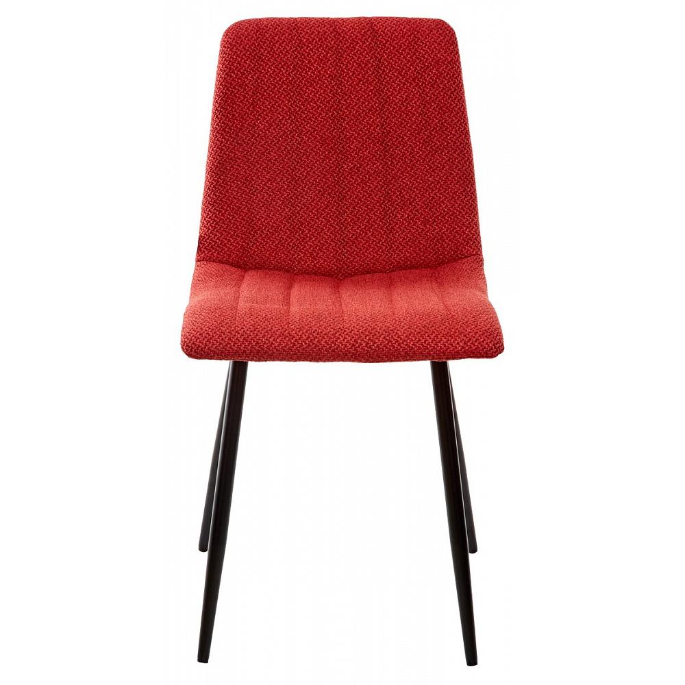 Кухонный стул со спинкой на металлическом каркасе (арт. М3475)