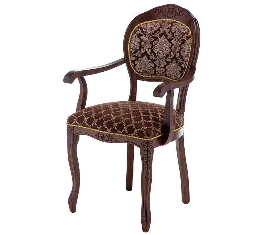 Кресло Лауро орех шоколад (арт. М3354)