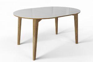 Круглый стол на кухню раздвижной м4442