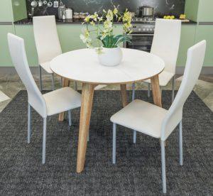 Купить круглый стол на кухню м4442