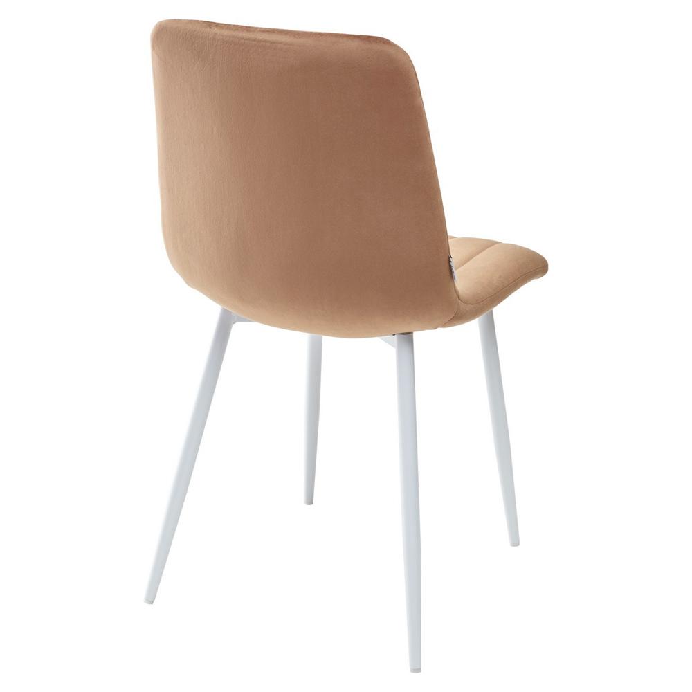 Кухонный стул с коричневой обивкой (арт. М3541)