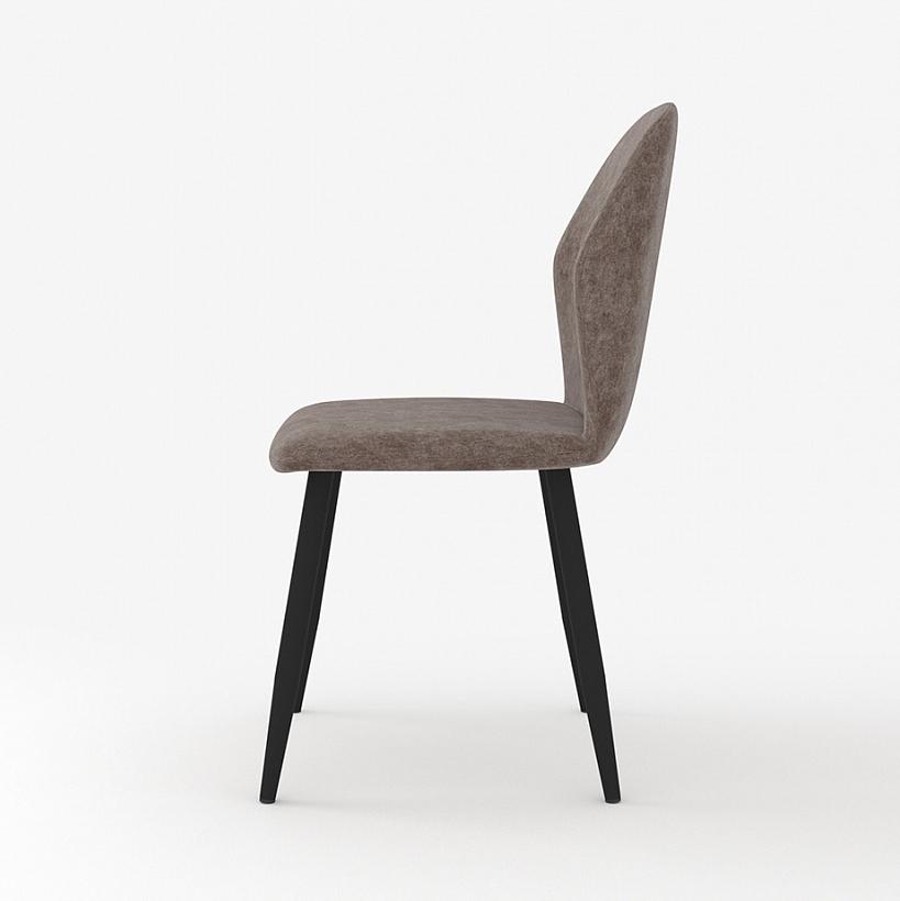 Кухонный мягкий стул, ткань вельвет (арт. М3386)