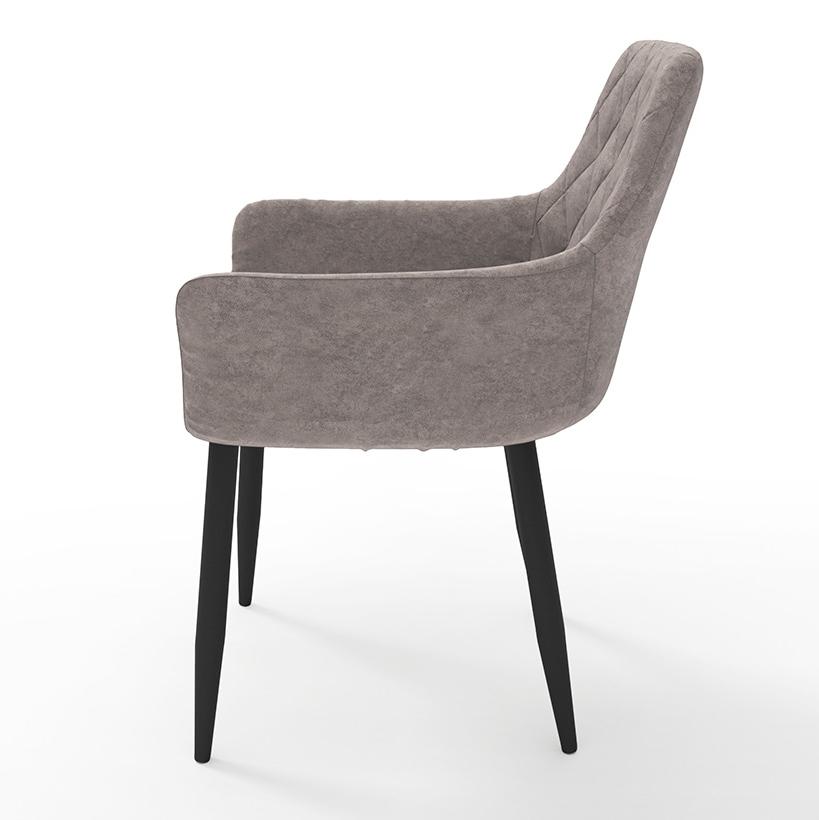 Мягкий стул-кресло для кухни с удобной посадкой (арт. М3373)