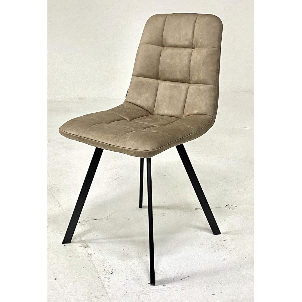 Мягкий стул с черными ножками (арт. М3424)