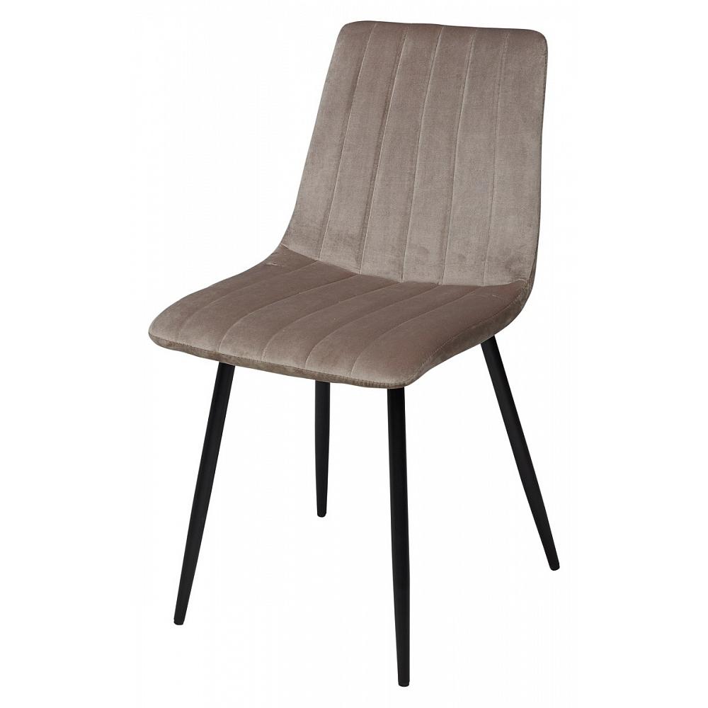 Современный стул для кухни, металлический каркас (арт. М3463)