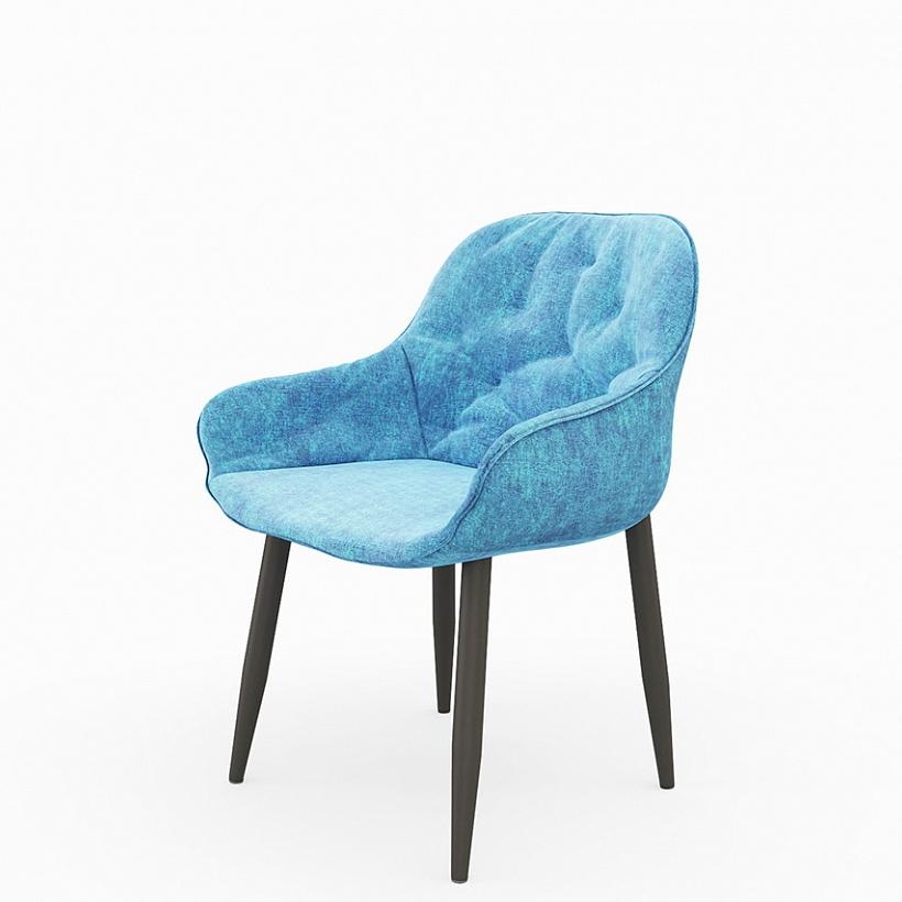 Голубой стул для кухни (арт. М3401)