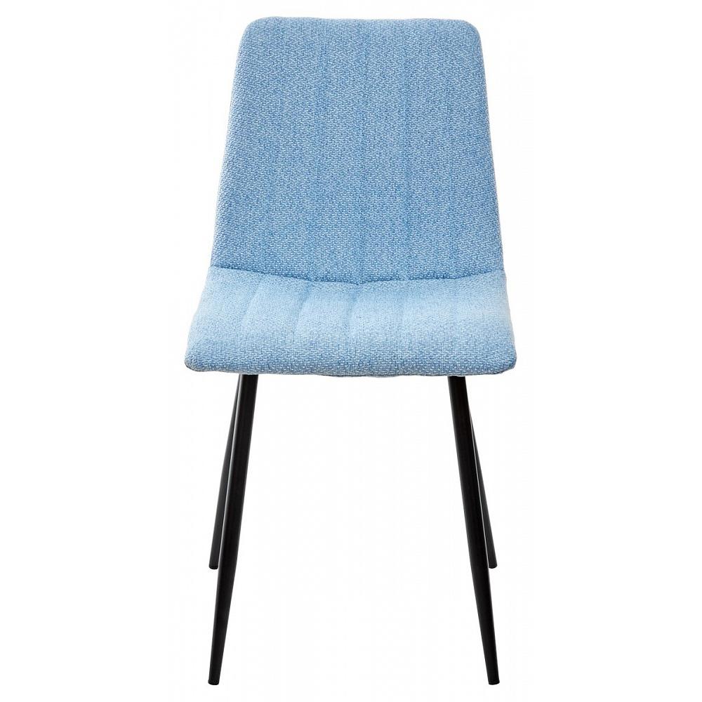 Недорогой обеденный стул в голубом цвете (арт. М3476)