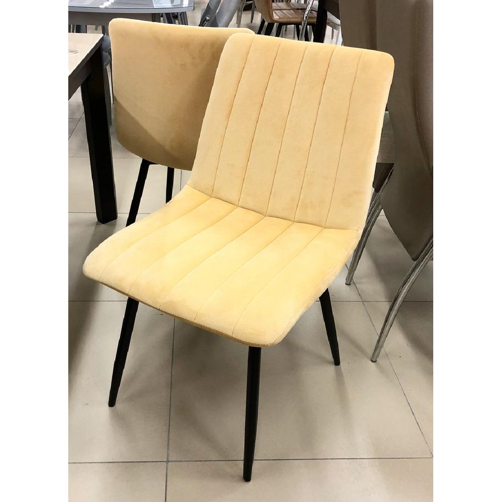 Желтый стул для кухни (арт. М3468)
