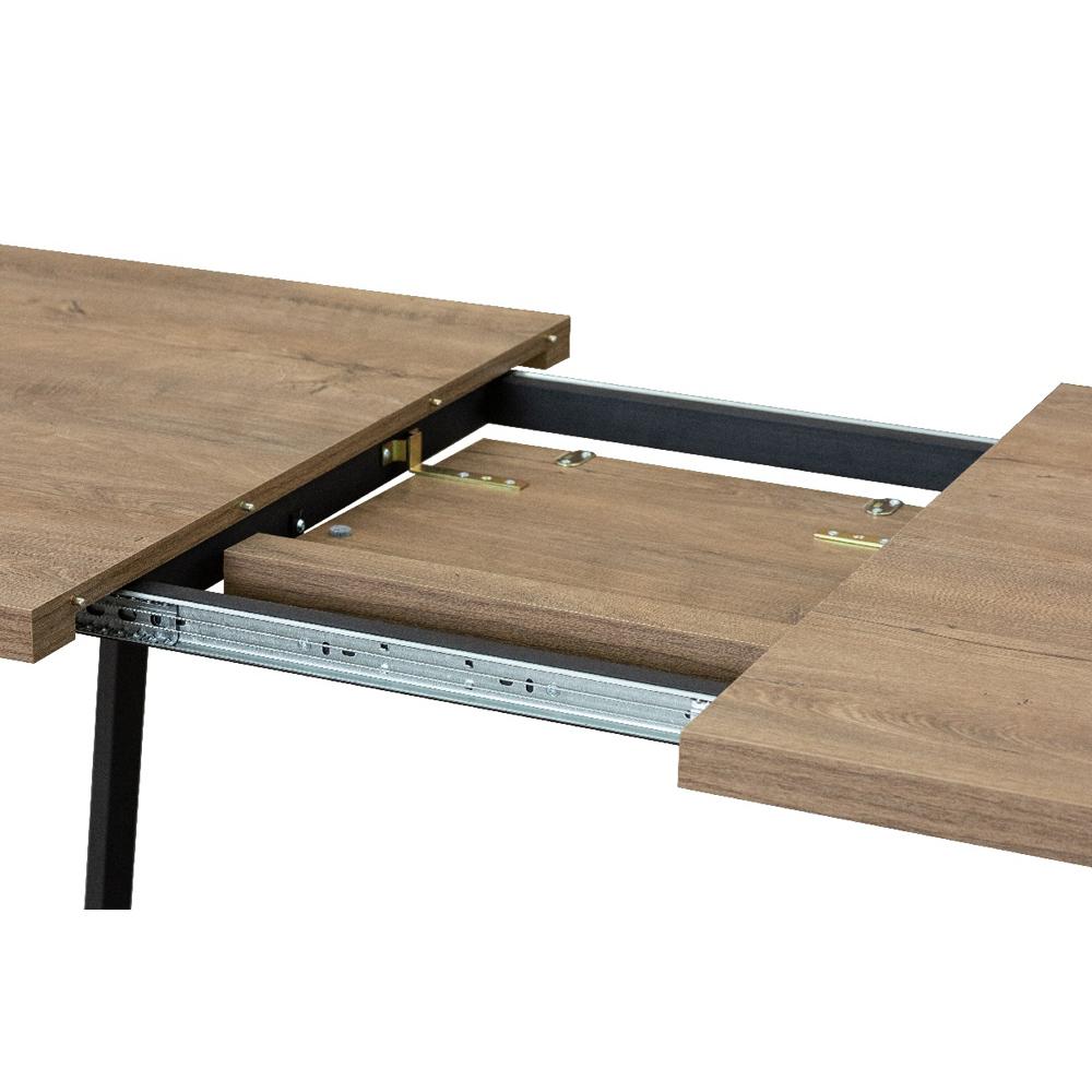Современный обеденный стол для кухни, ламинированный (арт. М4485)