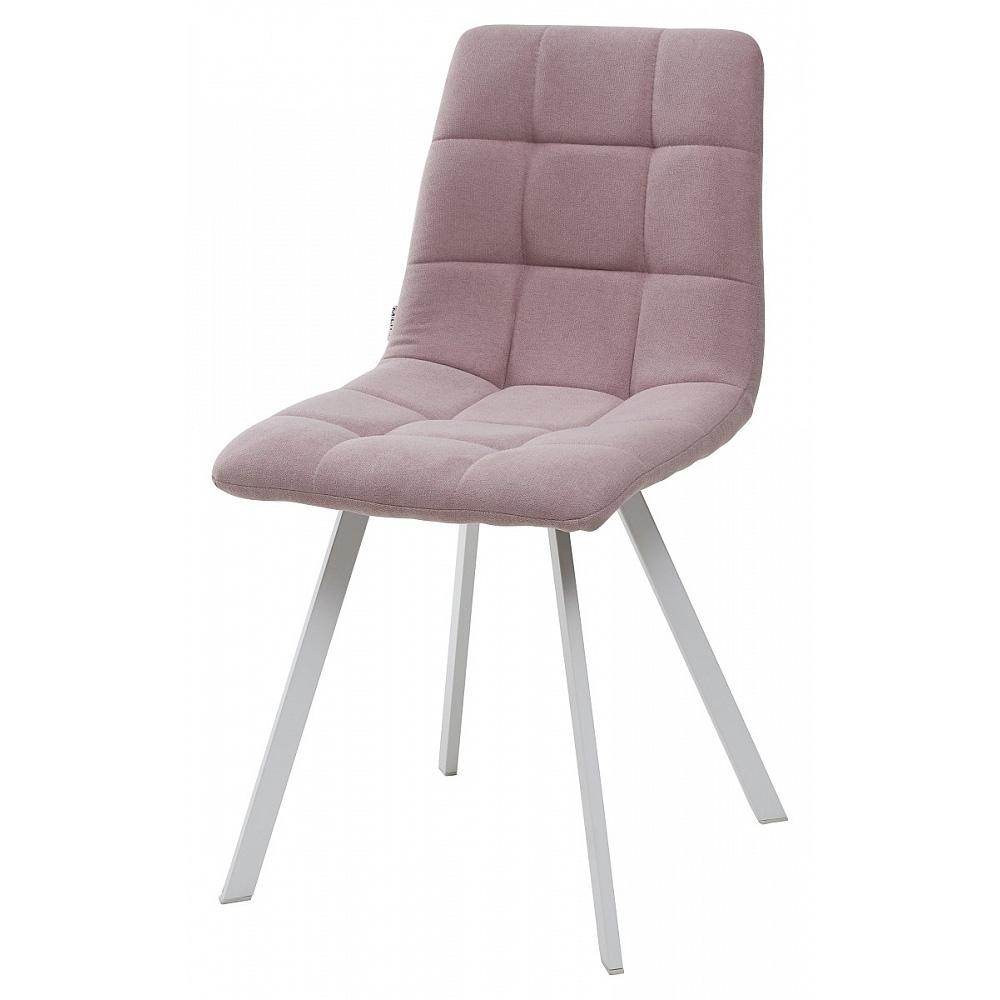 Мягкий стул для кухни, цвет сиреневый (арт. М3434)