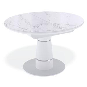 Современный белый стол М4522