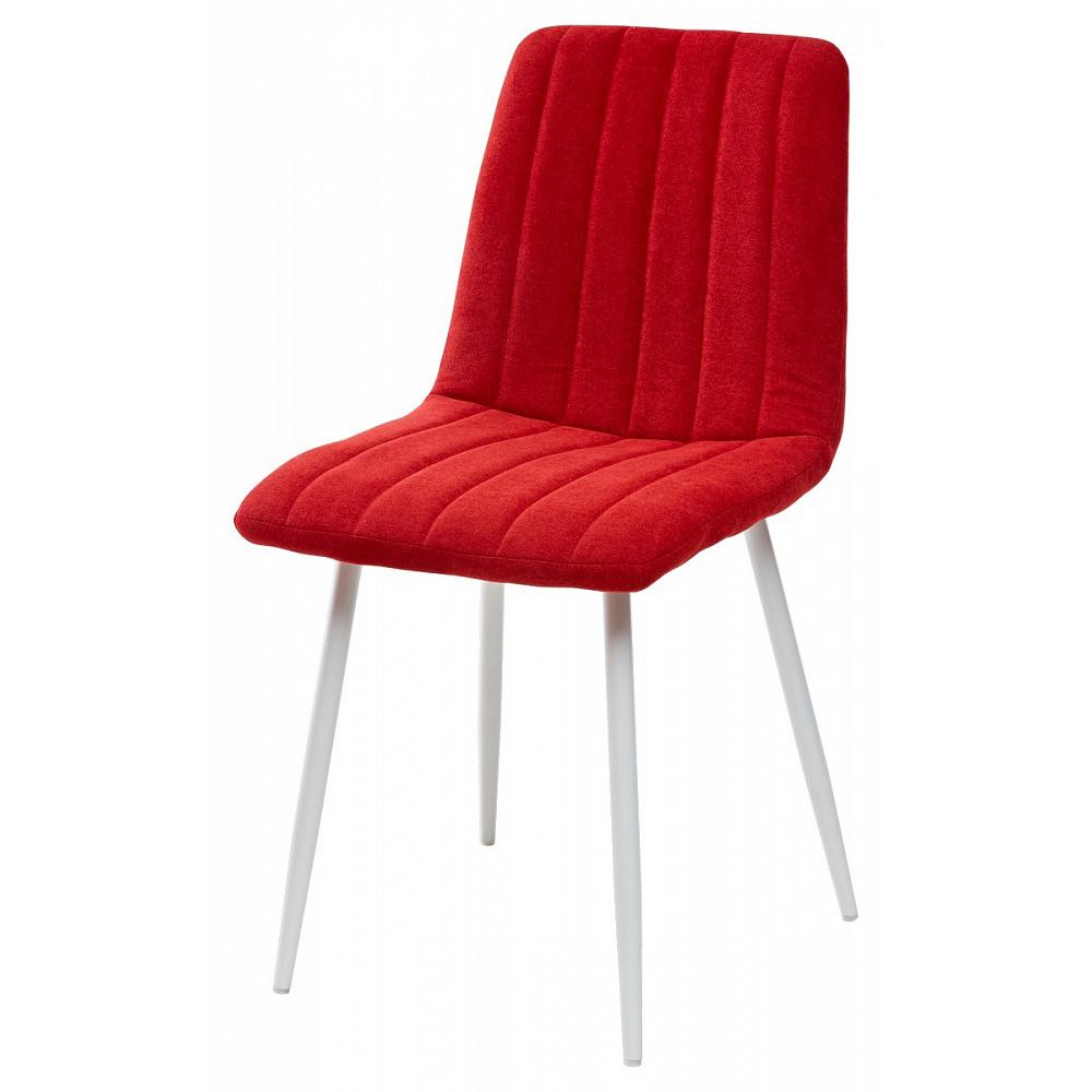Яркий красный стул в современном дизайне (арт. М3482)