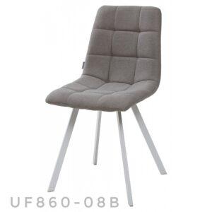Стильный серый стул M3435