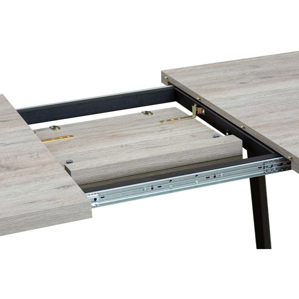 Современный обеденный стол 120х85 см. (арт М4484)