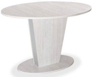 Стол COSMO 120 Bianco сосна светлая м4515