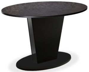 Стол COSMO 120 ML Gray камень темный, темно-серый м4516