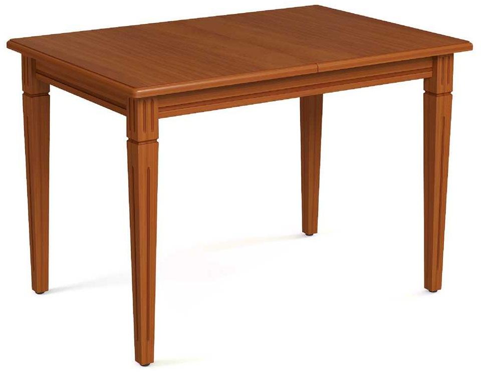 Стол кухонный деревянный 110*75 см. раздвижной, орех (арт. М4334)
