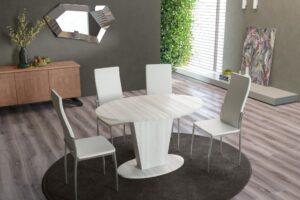 Стол Космо 120 Bianco м4515