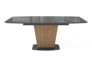 Стол Лион графит дуб антор М4449