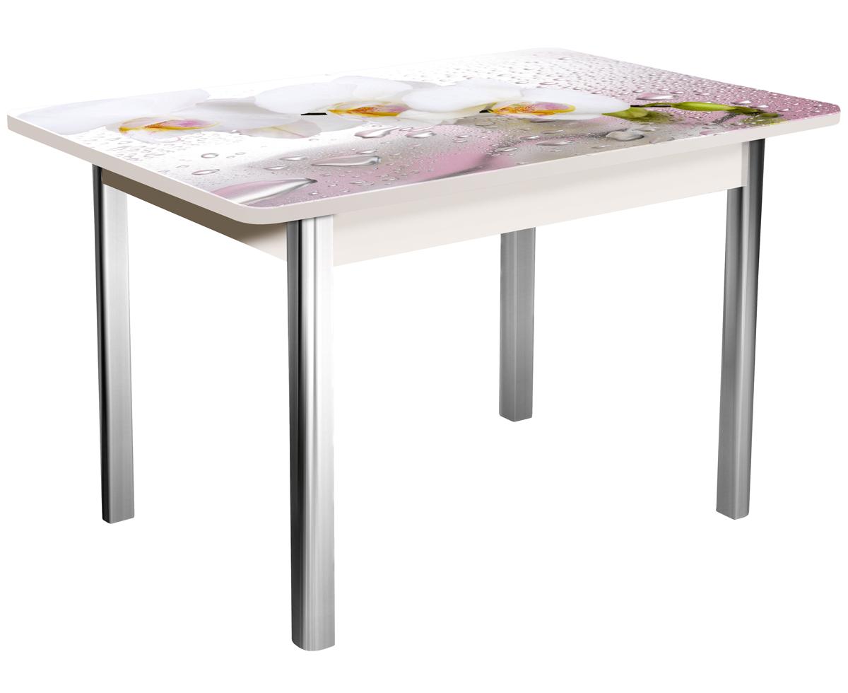 Стол фотопечать нераздвижной 120х80 (арт. М4393)