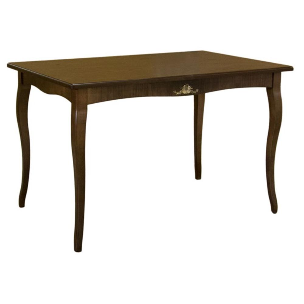 Стол деревянный, раздвижной СО-17 массив бука 120х79 см. (арт. М4545)