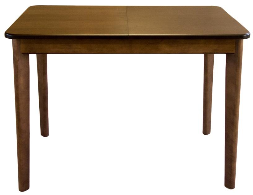 Стол СО-3 обеденный на кухню раздвижной, орех 108х68 см. (арт. М4409)