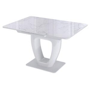 Стол белое матовое стекло М4501