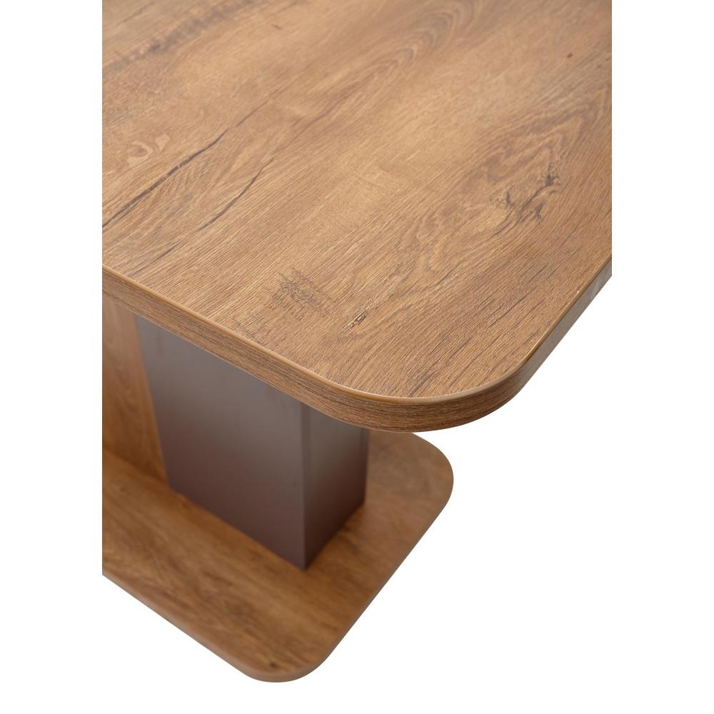 Недорогой стол для кухни из ламинированного ДСП (арт. М4548)