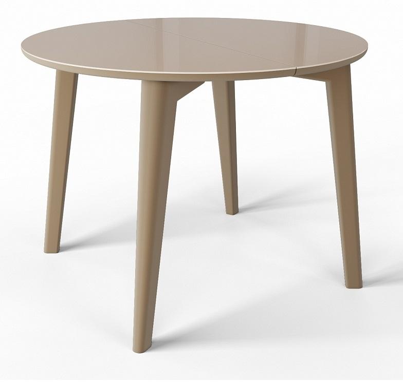 Стол кофе с молоком цвет латте-капучино (арт. М4443)