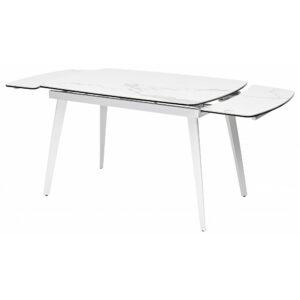Стол керамический белый М4460