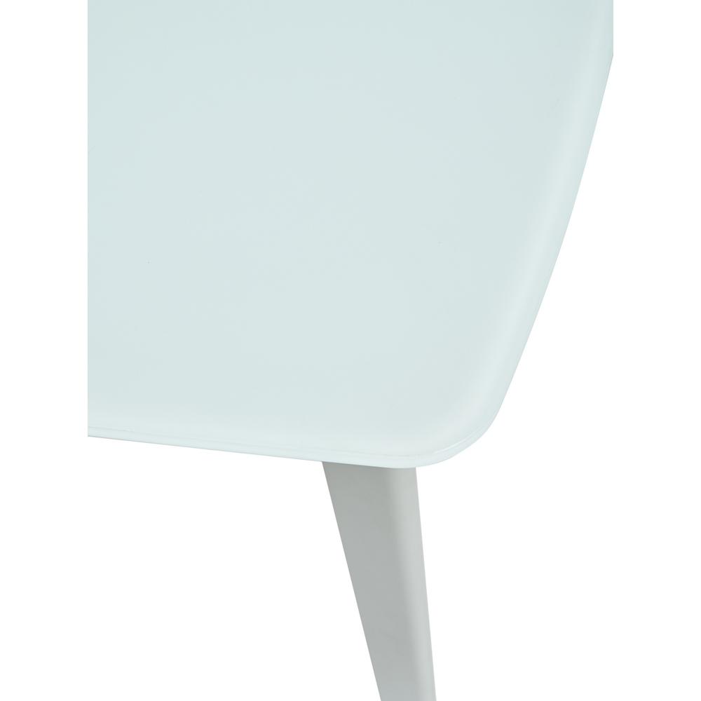 Стол белый матовое стекло (арт. М4486)