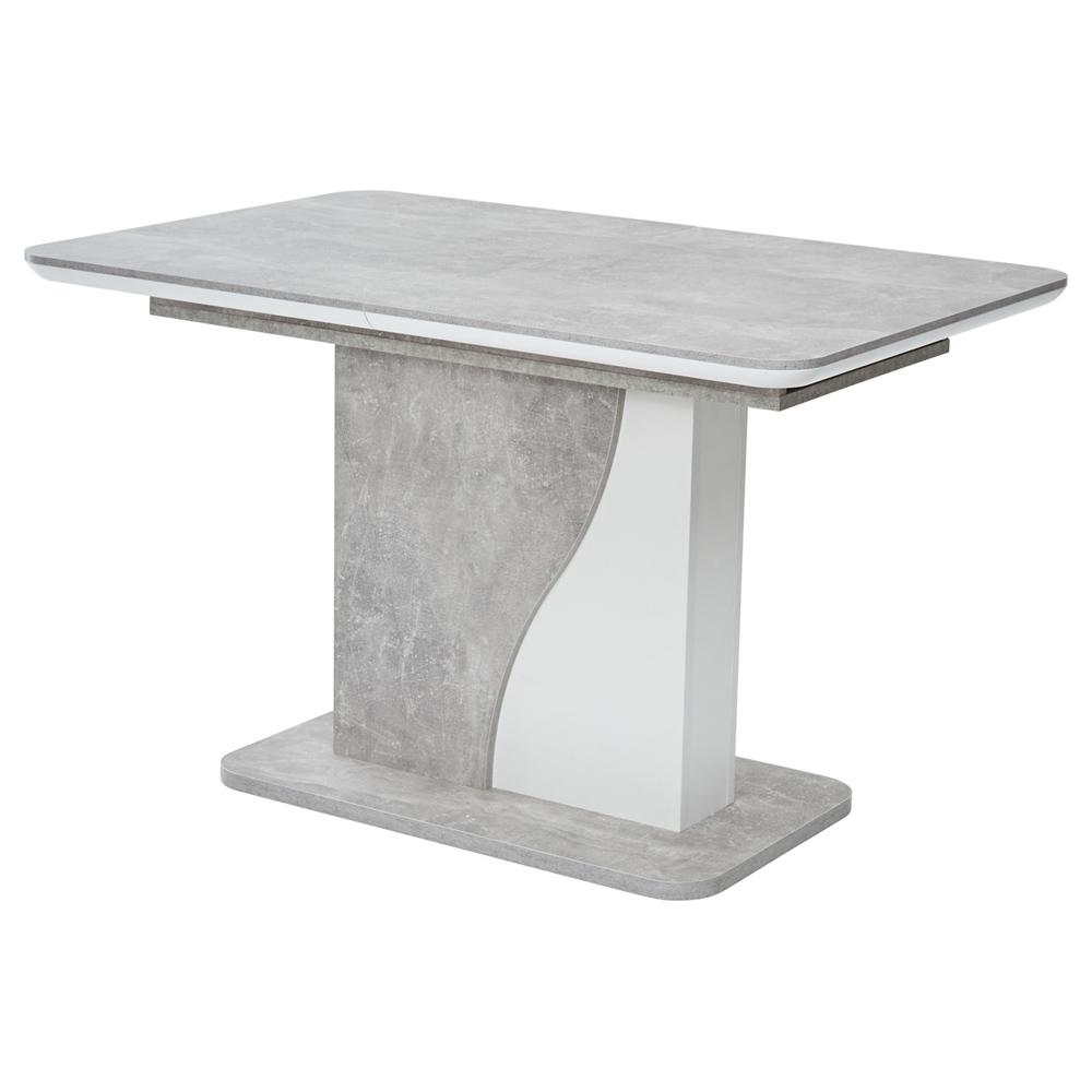 Стол 120 на 80 см. на одной ноге (арт. М4490)