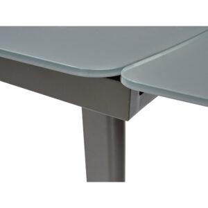 Стол кухонный серый М4488