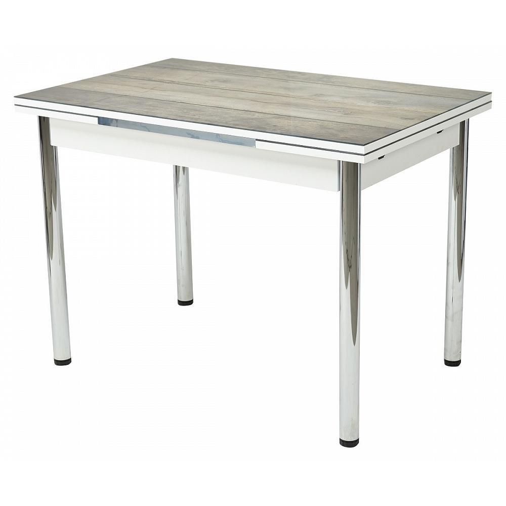Стол кухонный стеклянный с фотопечатью 110х70 см. (арт. М4463)