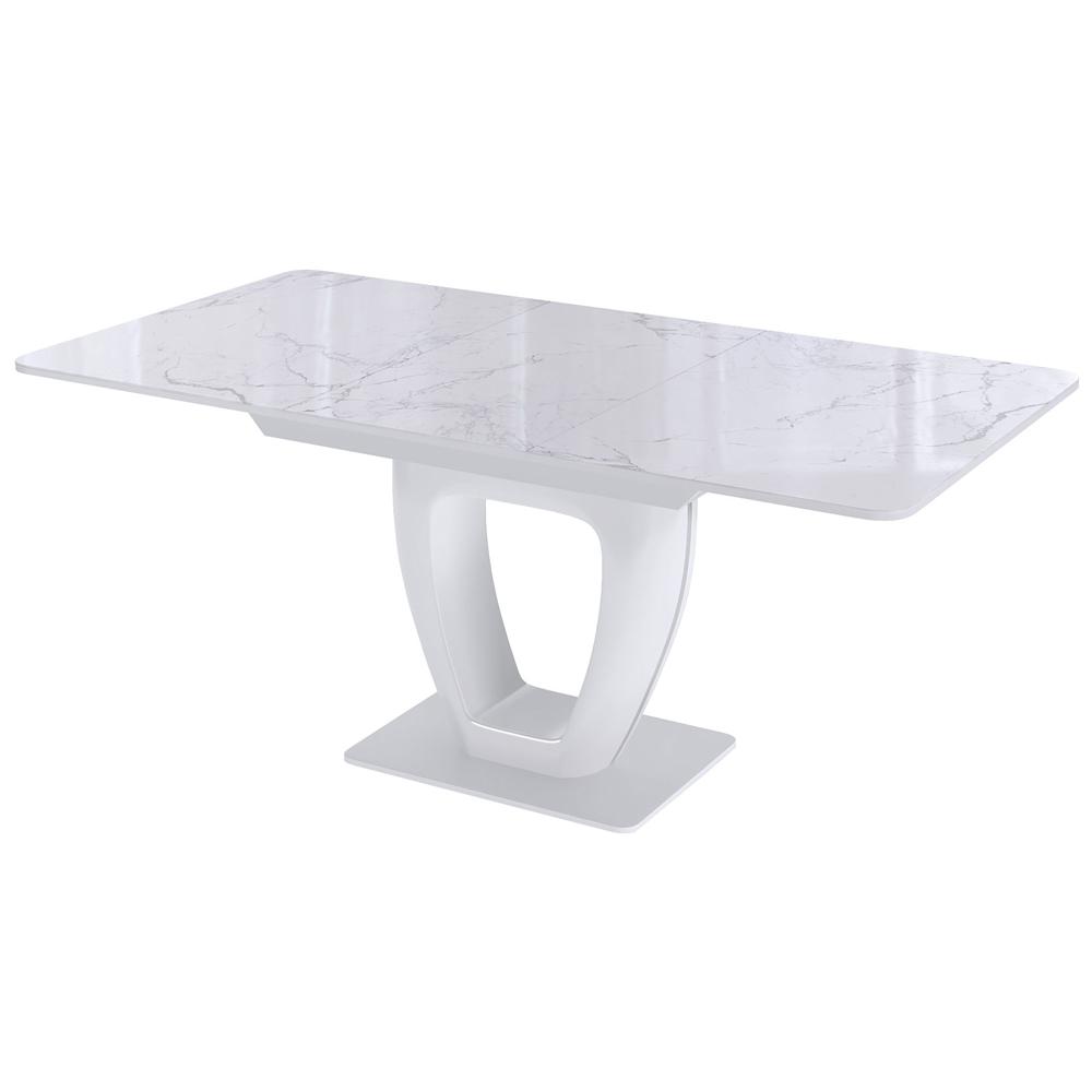 Стол с матовым стеклом и автоматической раскладкой (арт. М4501)