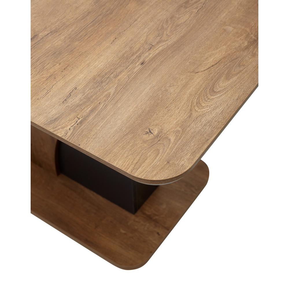 Современный раскладной обеденный стол, ламинированный 120х80 см. (арт. М4489)