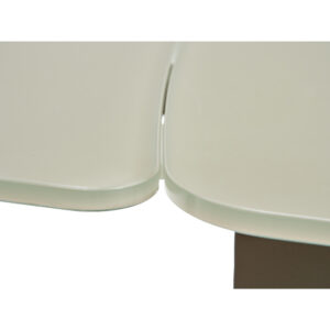 Стол обеденный стекло бежевое М4487