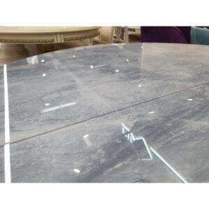Стол серый мрамор М4520