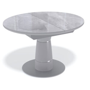 Стол серый обеденный М4520