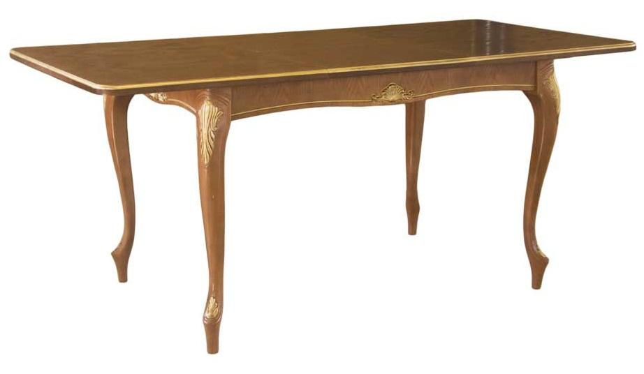 Стол обеденный светлый орех, раздвижной 130х85 см. (арт. М4400)