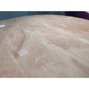 Стол стекло капучино М4521